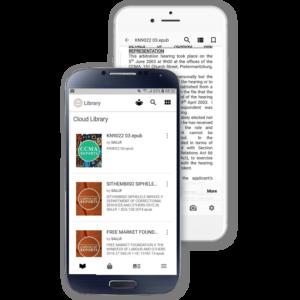 SALLR Mobile App