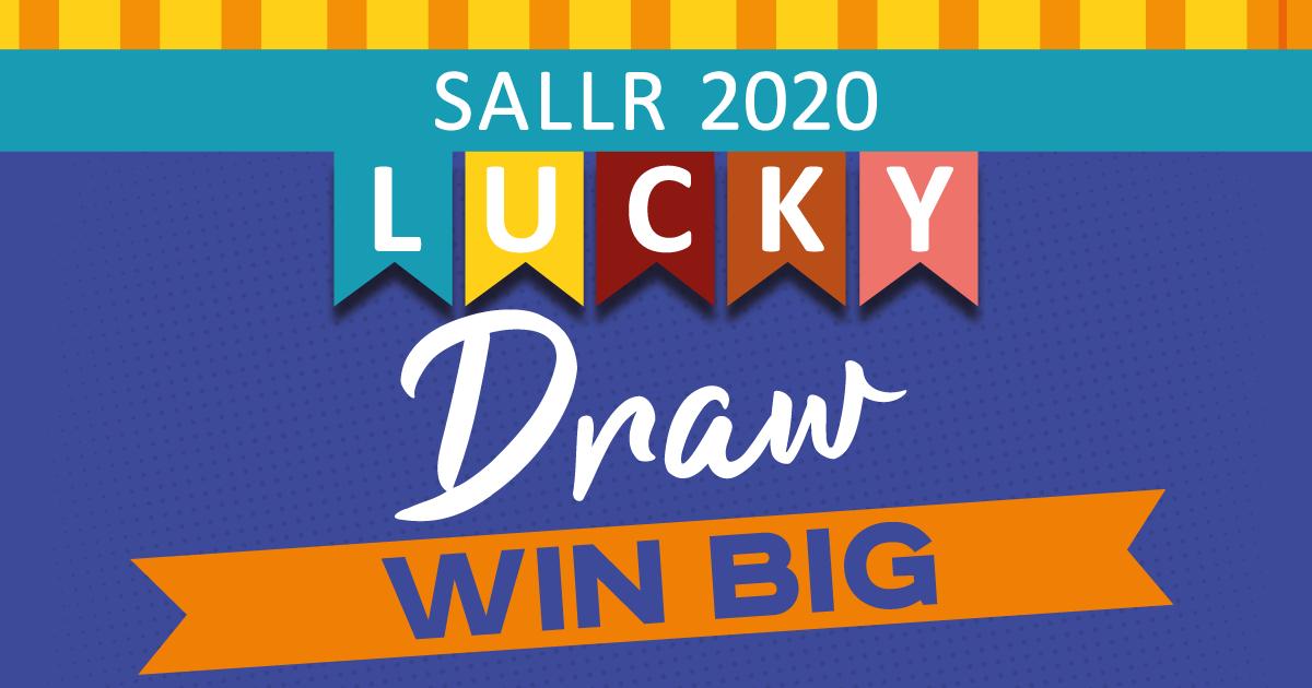 SALLR Lucky Draw