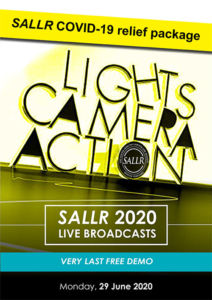 Live demo 29 June 2020