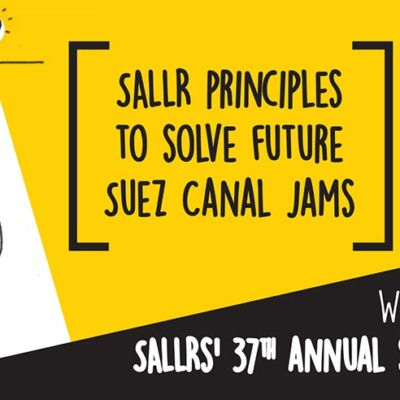 Watch out for the SALLR 37th Annual Seminar This Year